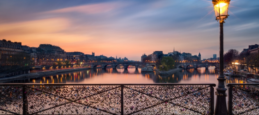 Traditie si modernitate – Paris