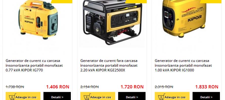 Intrebari si raspunsuri despre cum da un generator energia