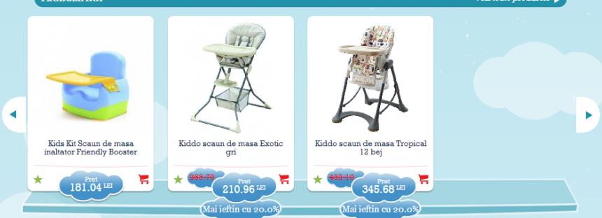 Cum sa cumperi un scaun de masa optim pentru bebelusul tau