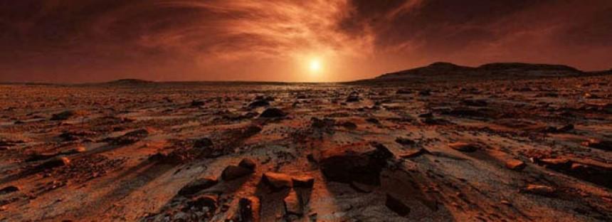 Imagini de necrezut cu planeta Marte (Galerie Foto)