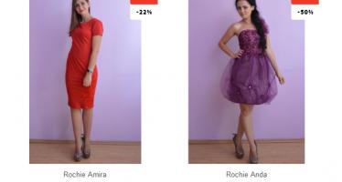O rochie poate fi vazuta in diferite moduri