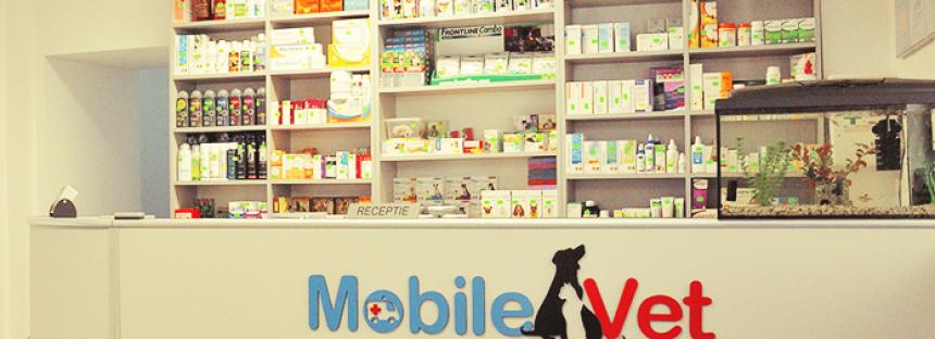 Mobile-Vet are grija de prietenii nostri necuvantatori