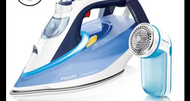 Contele fier de calcat de la Philips