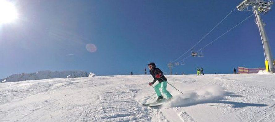 Partii de ski in Bulgaria