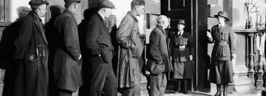 Etape ale marii depresiuni din 1929-1939