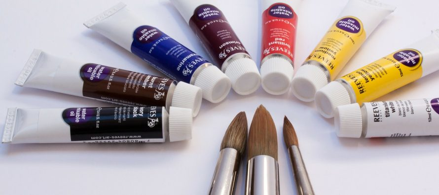 Culori in ulei de calitate