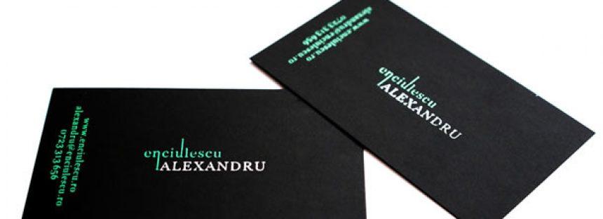 INKU – Carti de vizita Custom Made