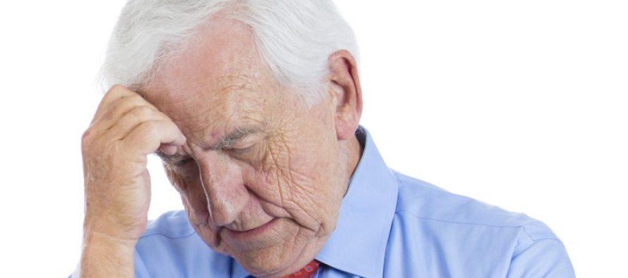 Simptome ale depresiei la persoanele in varsta. Le puteti observa usor