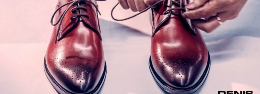 Arta shopping-ului masculin in materie de incaltaminte