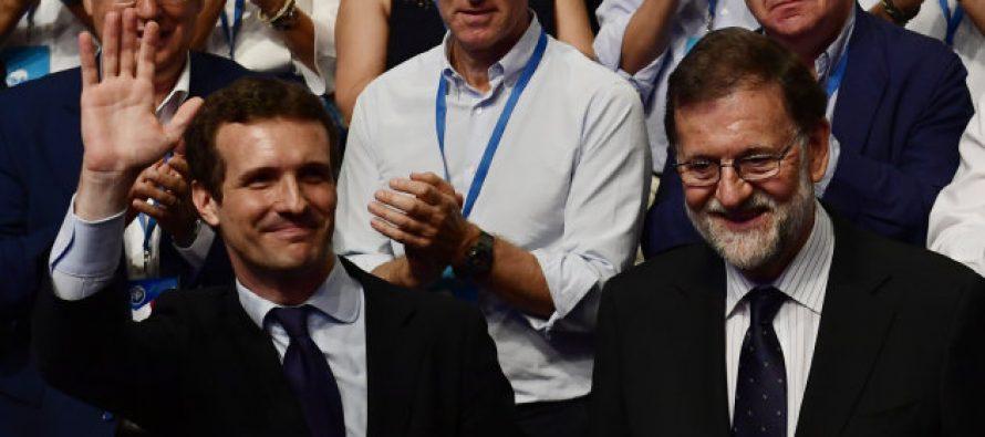 Spania –  Pablo Casado ales in fruntea Partidului Popular