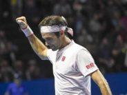 Roger Federer reuseste sa castige cel de-al noualea titlu la Basel