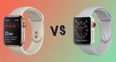 Apple Watch Series 4 vs. Apple Watch Series 3