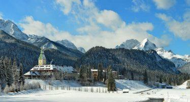 Orase europene de vizitat iarna