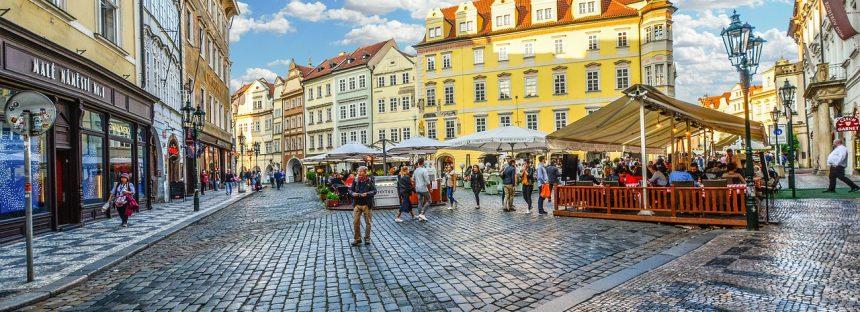 Praga, un oras cu un farmec magic