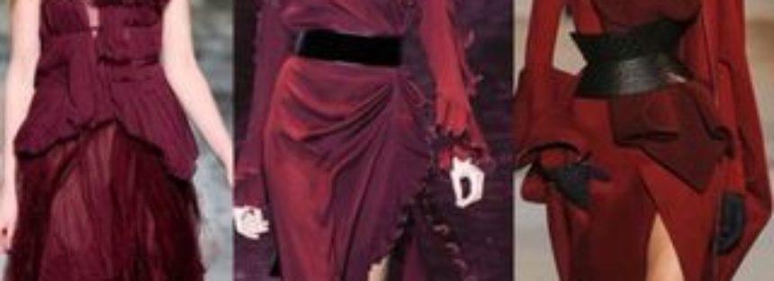 Rosu bordo- cum se poarta una din cele mai frumoase culori ale toamnei?