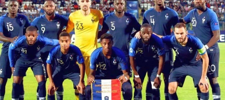 Clasamentul fotbalului francez