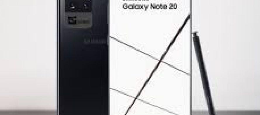 Galaxy Note 20 – data lansarii, pret si fisa tehnica