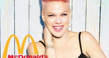 Celebritatile care au lucrat la McDonald's