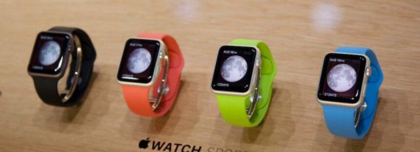 Apple Watch a dominat piata ceasurilor inteligente la sfarsit de an 2020