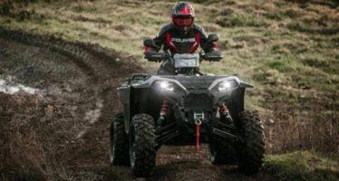 Polaris Sportsman XP 1000 S EPS '21 – un ATV puternic și agresiv
