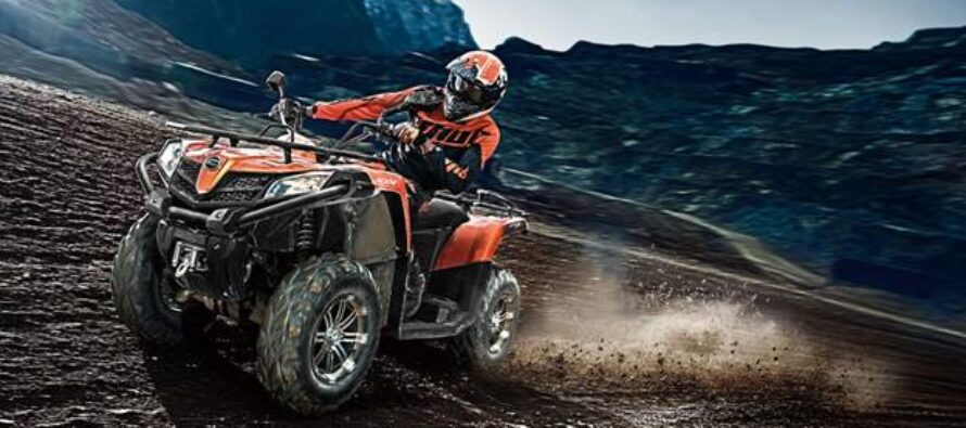CFMOTO CForce 520S EPS '21 – Partenerul tău special pentru off-road